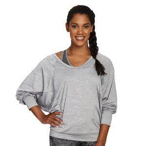 NWT Lolë Maja Crew Neck Sweater Athletic Soft Top